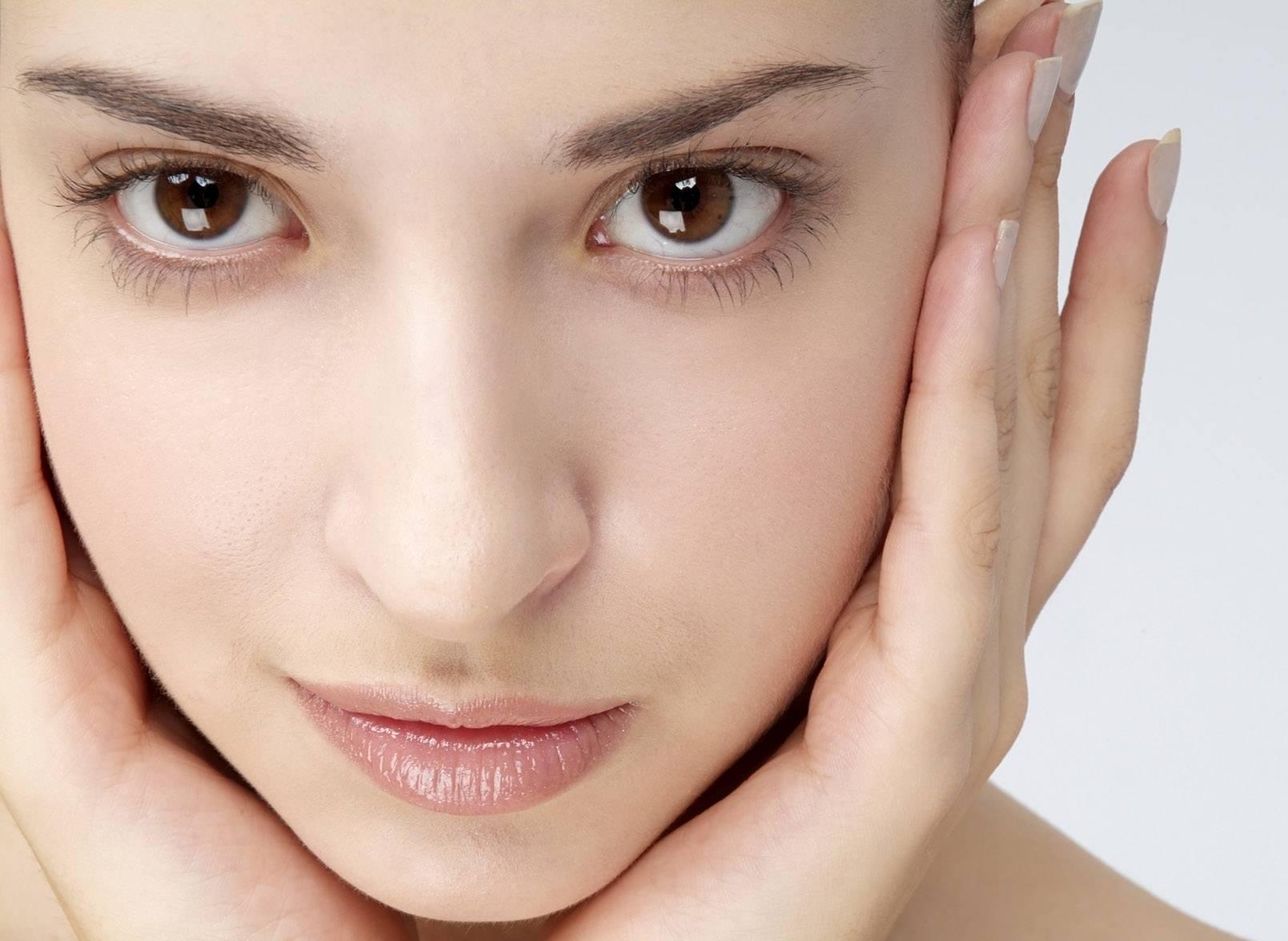 чистая и здоровая кожа лица