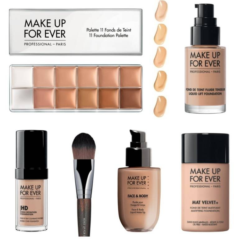 Liquid Lift Foundation, Make Up For Ever