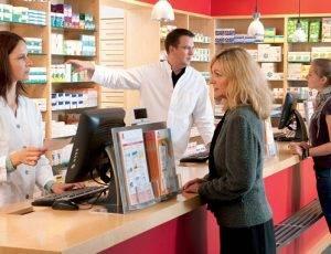 Покупка средства в аптеке