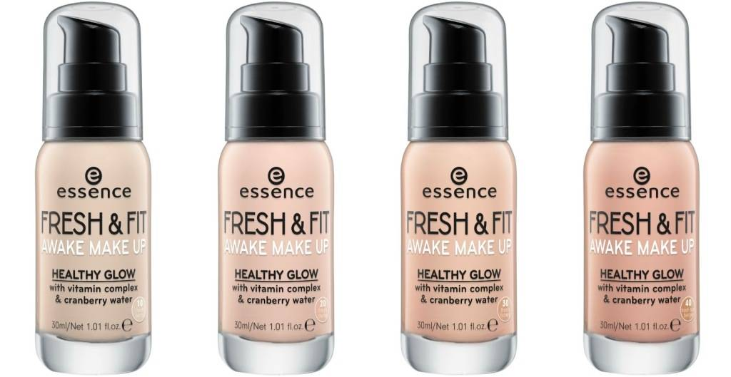 Fresh&Fit Awake make up, Essence