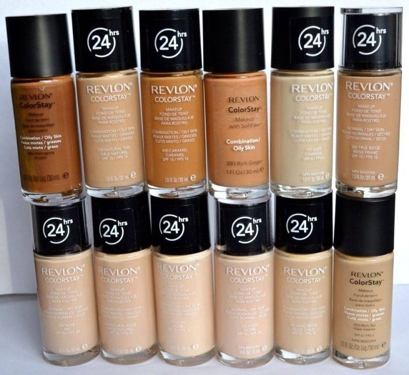 24 Hr. Colorstay Liquid Makeup