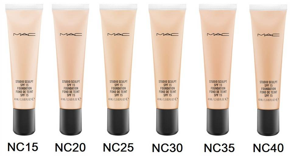 Studio Sculpt SPF 15 Foundation, MAC