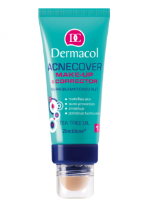 Dermacol ACNECOVER MAKE-UP + КОРРЕКТОР