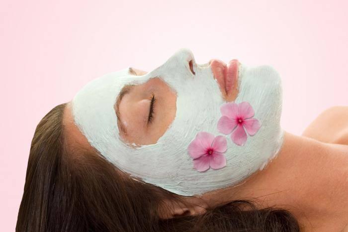 маска для лица мед аспирин