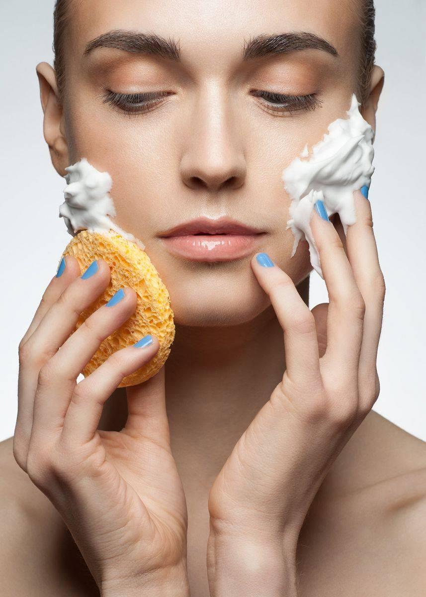 Уход за лицом у косметолога