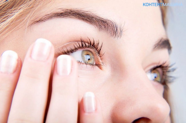 Мазь от аллергии на веках глаз