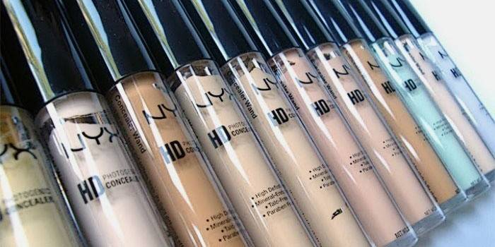 Консилер Nyx hd photogenic concealer