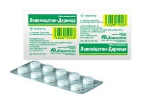 Рецепты болтушек с левомицетином