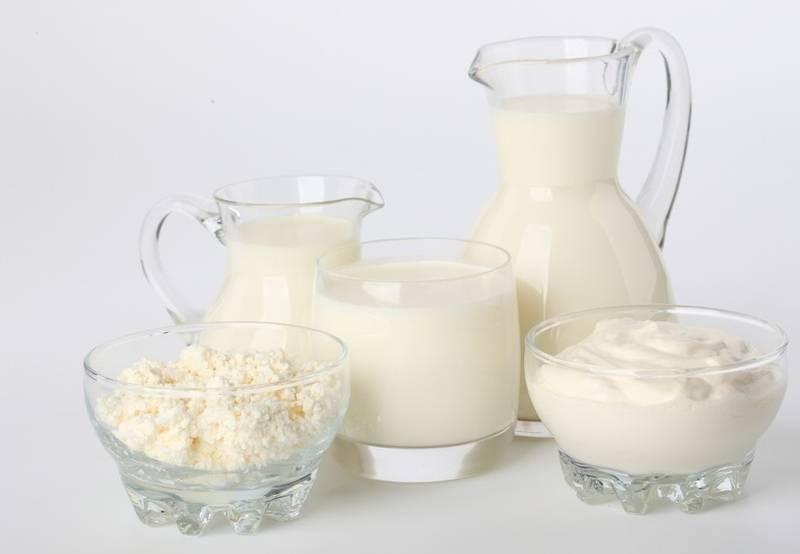 При лечении ветрянки обязательно употребляйте кисломолочные продукты
