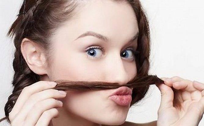 как убрать усики над губой в домашних условиях раз и навсегда у женщин