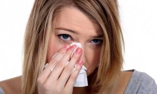 Проблема аллергии на глазах