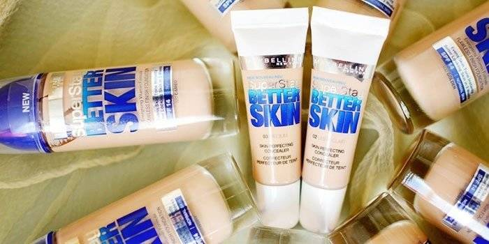Консилер Maybelline better skin