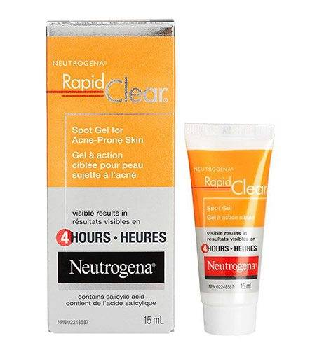 Neutrogena Rapid Clear Acne