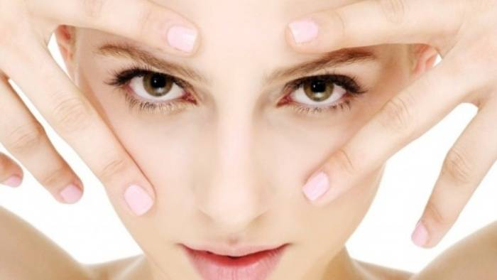 Упражнения для глаз от морщин