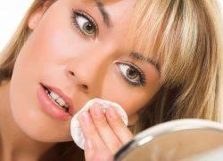 стафилококк на лице