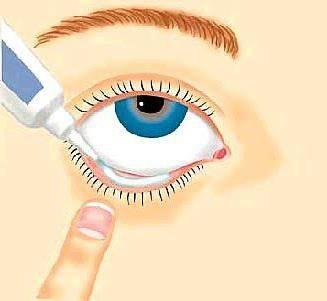 глазная мазь от воспаления век