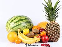 фрукты от синяков