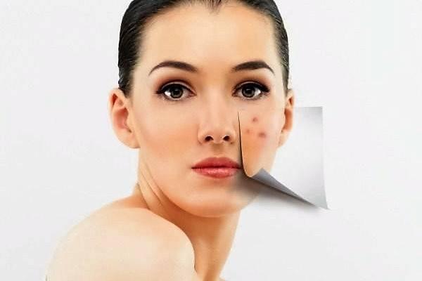 Подкожная сыпь на лице