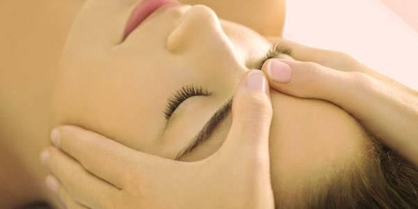 массаж от отеков глаз