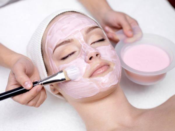 Увлажняющая маска для жирной кожи лица