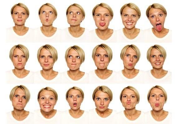Как подтянуть мышцы лица