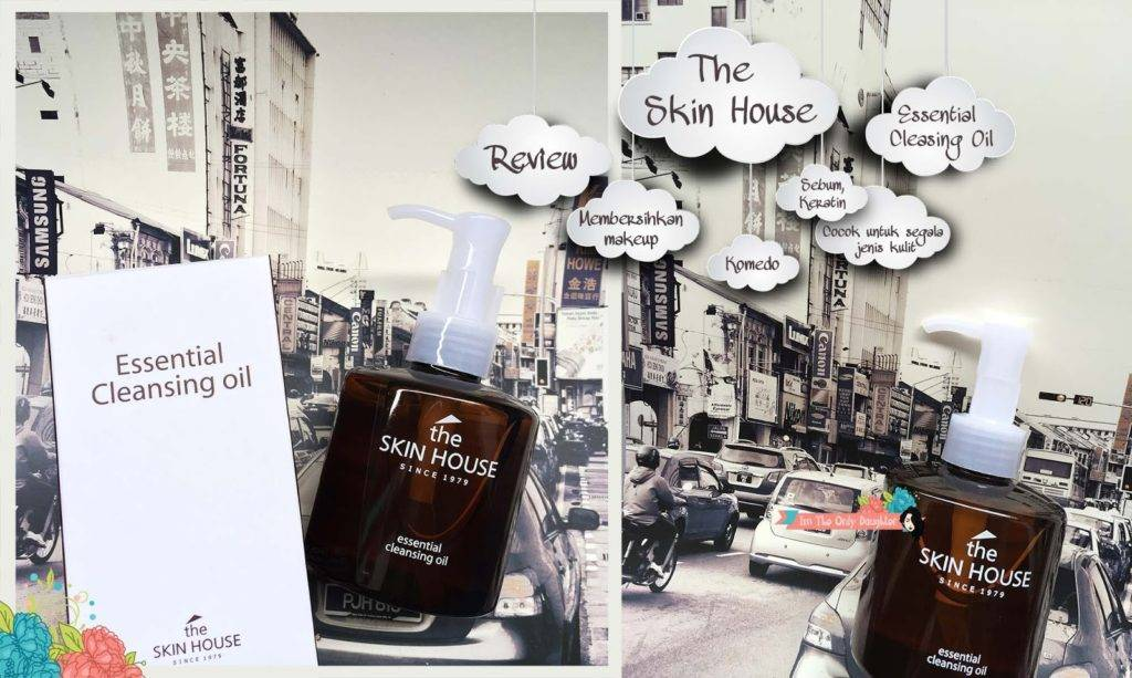 1 The Skin House Cleansing Oil Since 1979 Made In Korea Review