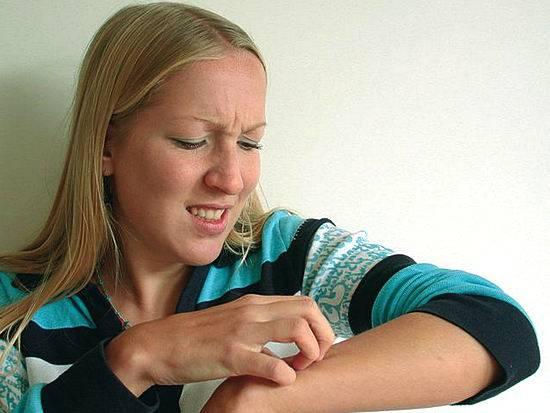 аллергия народная медицина