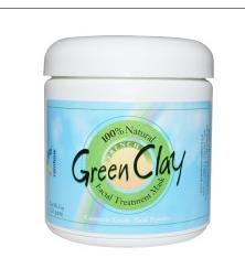 Зеленая глина свойства