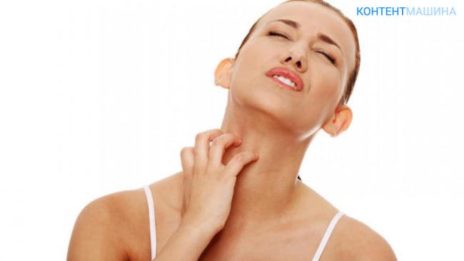 Болит кожа на спине без видимых причин
