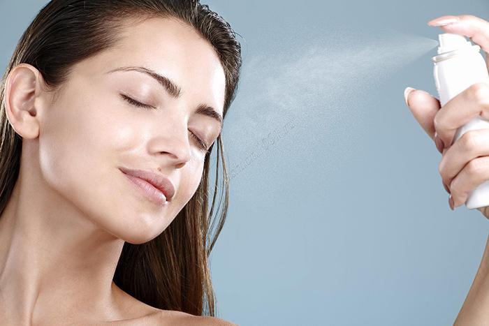Для чего термальная вода для лица