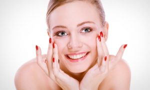 Маска для лица с солкосерилом и димексидом