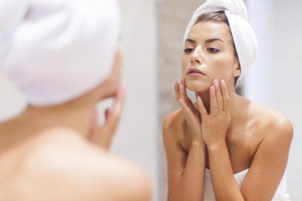 Увлажняющий крем для проблемной кожи лица