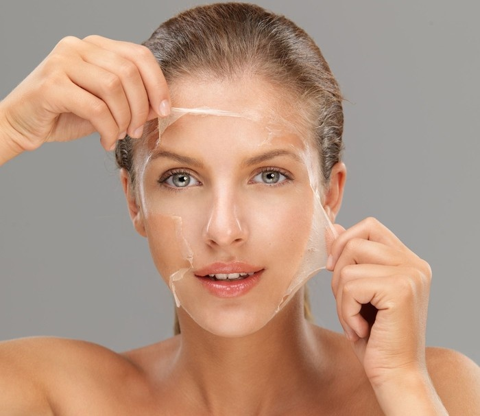 Шлифовка кожи лица в домашних условиях